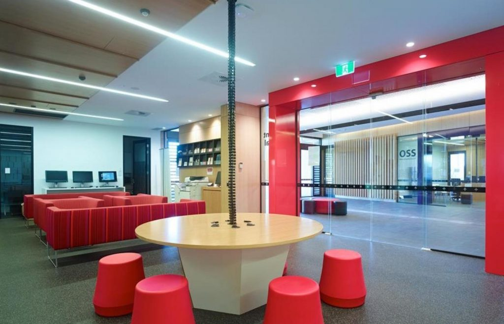 Australian Catholic University Building